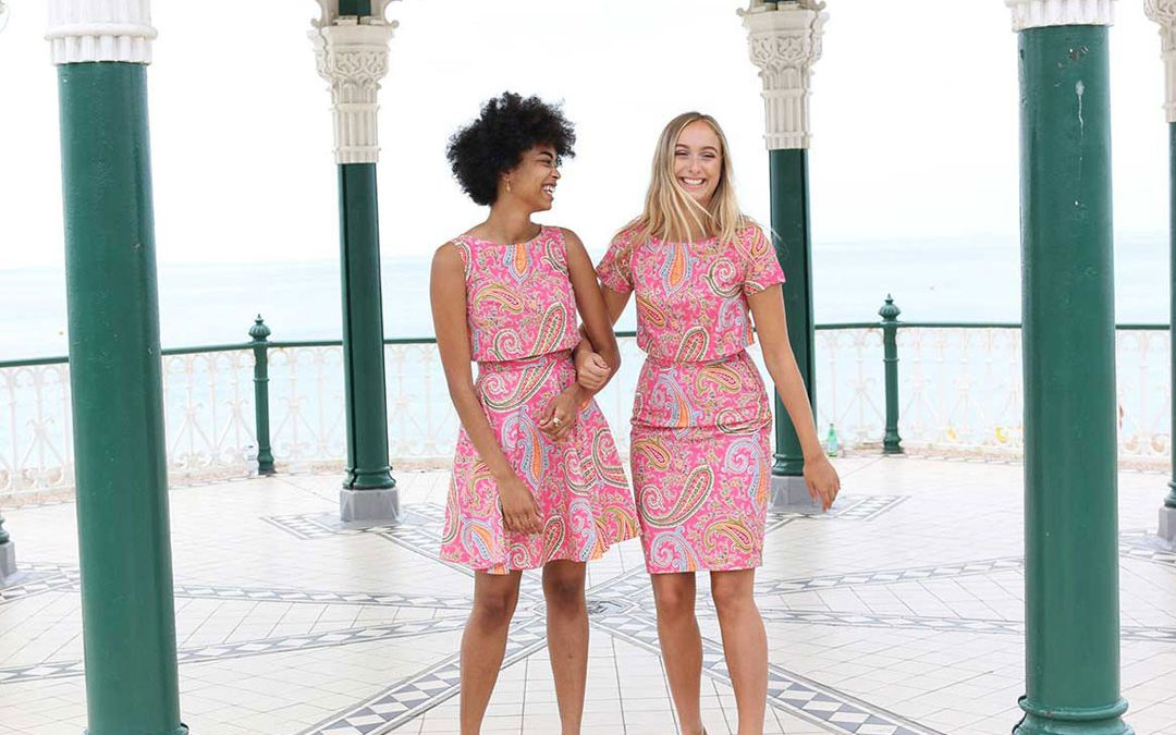 Two-pieces + dresses to wear to a wedding