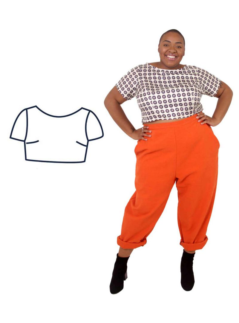 Design your own: Crop Top