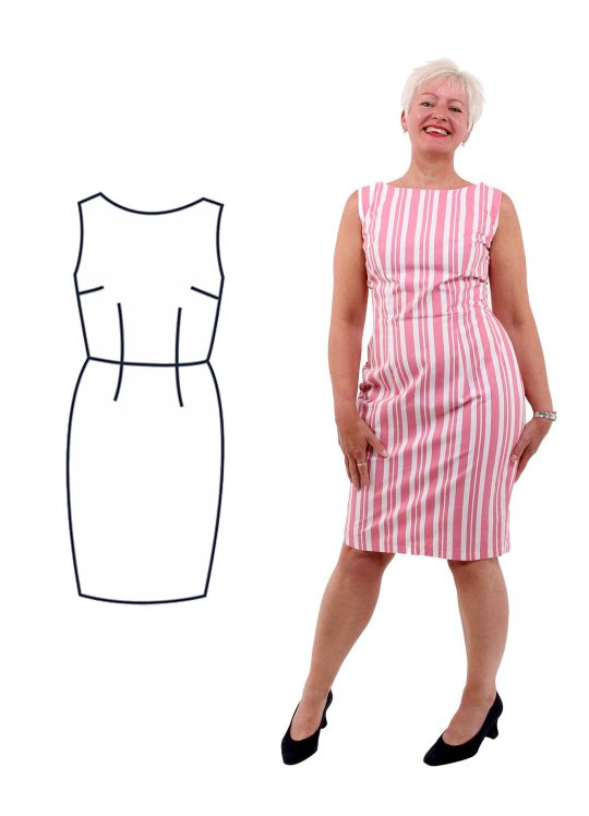 Design your own: Pencil Dress