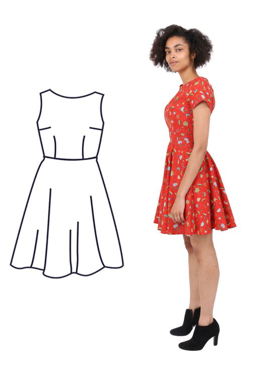 Design your own: Skater Dress