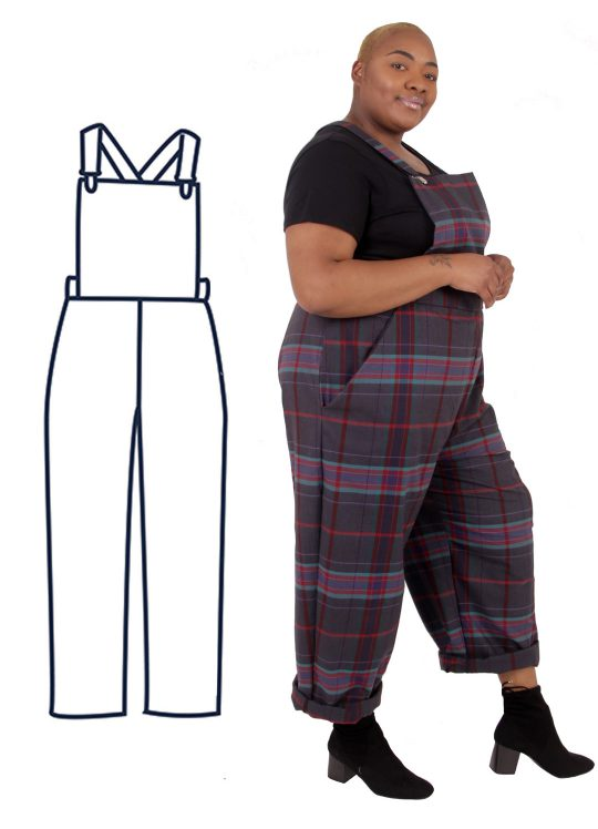 Design your own Dungarees