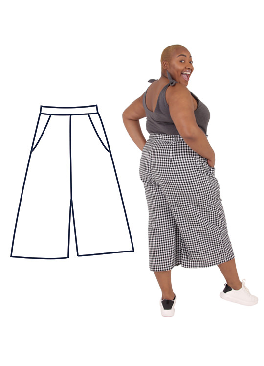 Design your own: Culottes