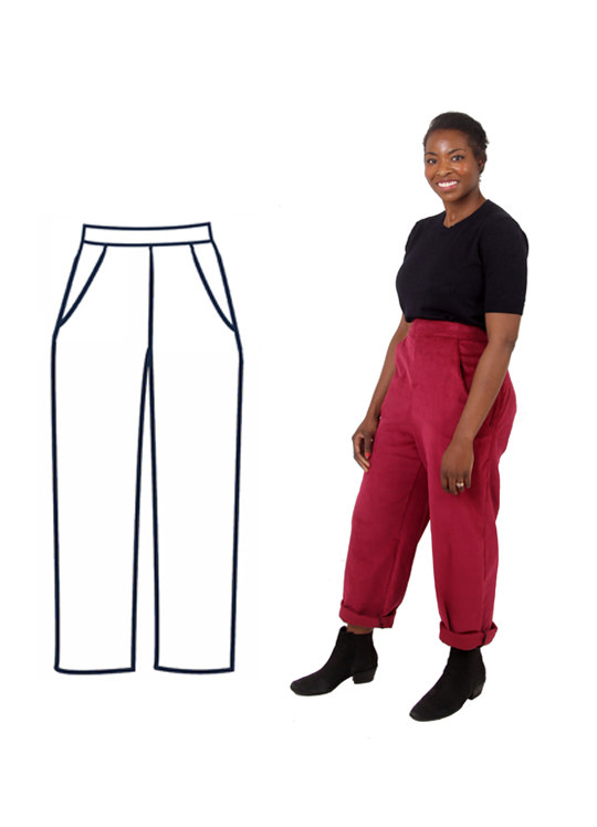 Design your own: Trousers
