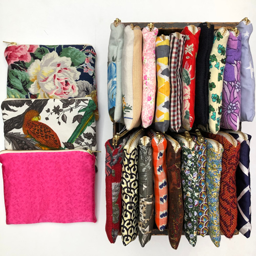 Makeup Bags & Travel Pouches