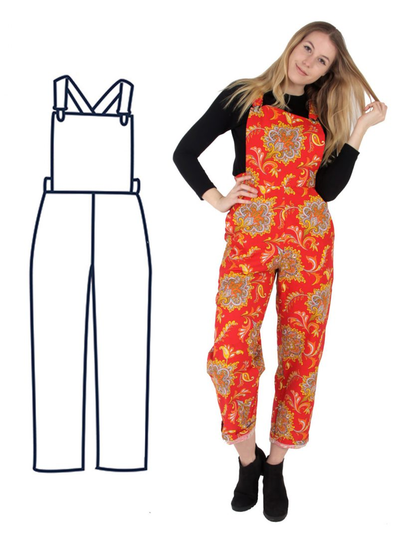 Design your own: Dungarees