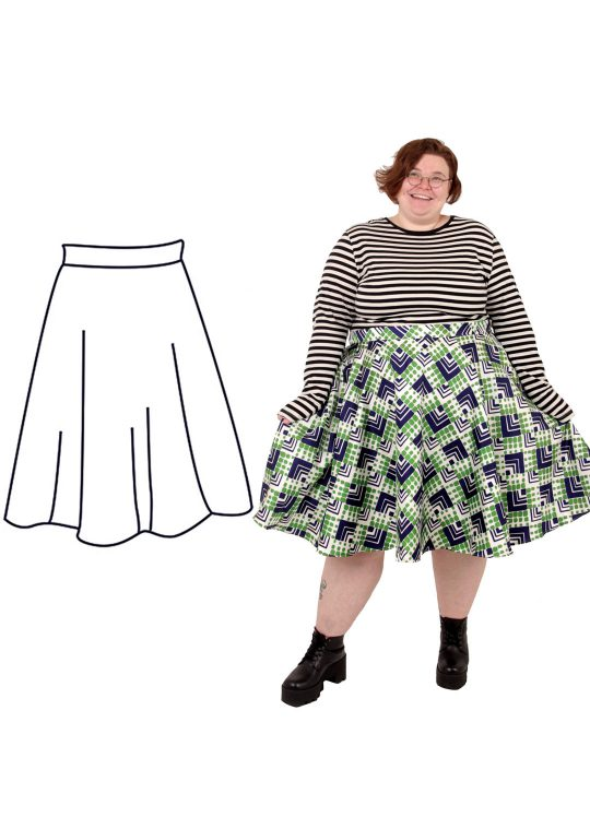 Design your own: Circle Skirt