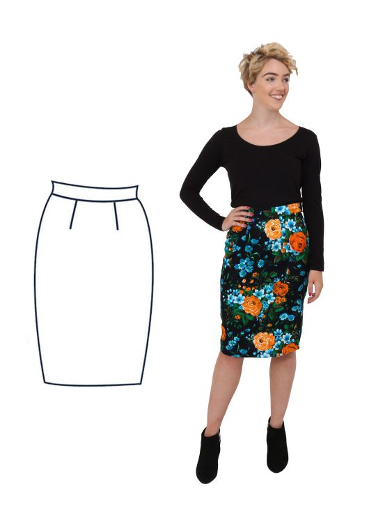 Design your own: Pencil Skirt