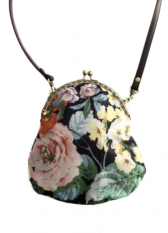 'In The Garden' Floral Handbag