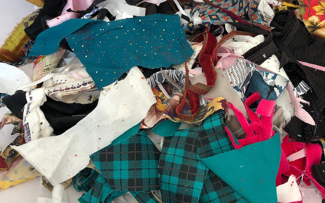 Inside Textile Waste – Fashion Revolution Week 2020